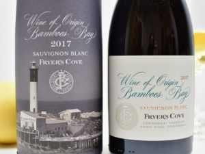 Fryer's Cove - Sauvignon Blanc 2017 Bamboes Bay